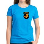 17th Airborne Women's Dark T-Shirt