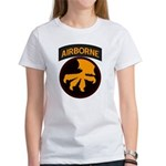 17th Airborne Women's T-Shirt