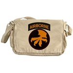 17th Airborne Messenger Bag