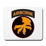 17th Airborne Mousepad