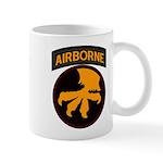 17th Airborne Mug