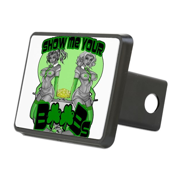 Show Me Your Boobs St Patricks Day Hitch Cover By Listing-Store-72196084-5776