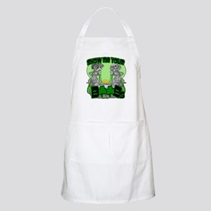 Show me your boobs St Patrick's Day Apron