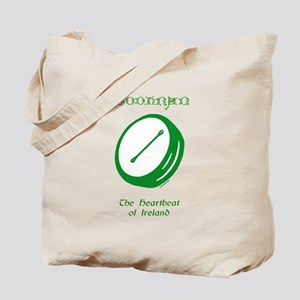 Irish Bodhran Tote Bag
