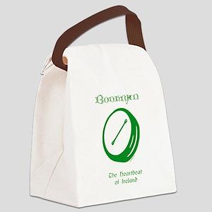 Irish Bodhran Canvas Lunch Bag