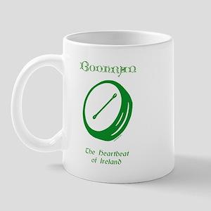 Irish Bodhran Mug