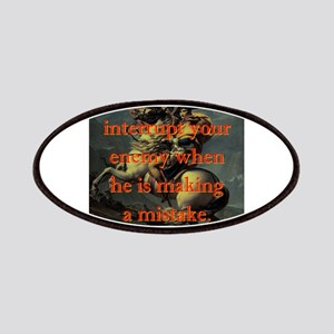 Never Interrupt Your Enemy - Napoleon Patch