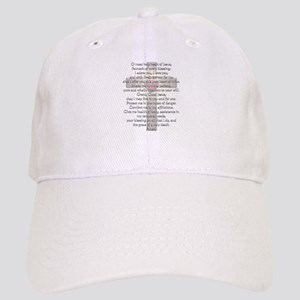 Sacred Heart of Jesus Cross Baseball Cap f4c619128534