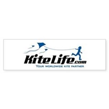 Kitelife Logo Bumper Sticker