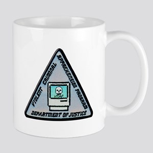VICAP Dept of Justice Mug