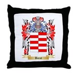 Barat Throw Pillow