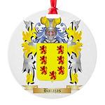 Barajas Round Ornament