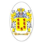 Barajas Sticker (Oval 50 pk)