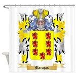 Barajas Shower Curtain