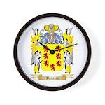 Barajas Wall Clock