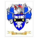 Baradas Small Poster