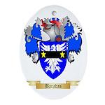 Baradas Ornament (Oval)