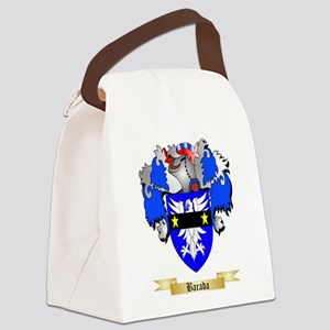 Barada Canvas Lunch Bag