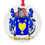 Baptista Round Ornament