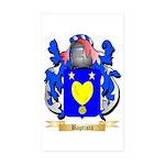 Baptista Sticker (Rectangle 10 pk)