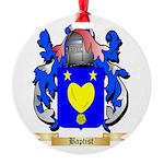 Baptist Round Ornament