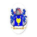 Baptist Oval Car Magnet