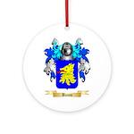 Banos Ornament (Round)