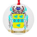 Bannerman Round Ornament