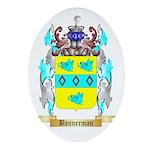 Bannerman Ornament (Oval)