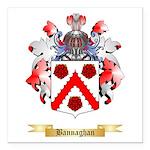 Bannaghan Square Car Magnet 3