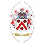 Bannaghan Sticker (Oval)