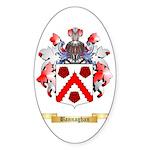 Bannaghan Sticker (Oval 50 pk)