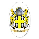 Banks Sticker (Oval)