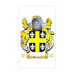 Bankes Sticker (Rectangle)