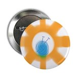 "milwaukee string 2.25"" Button (10 pack)"