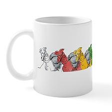 Llama Llama Duck Mug