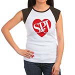 Red SPJ Love T-Shirt