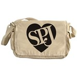 SPJ Love Messenger Bag