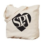 SPJ Love Tote Bag