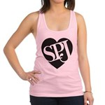 SPJ Love Racerback Tank Top