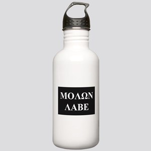 Come and Take It (Molon Labe Honeycomb) Water Bott