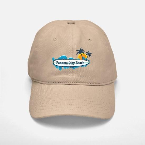 Panama City Beach - Surf Designs. Baseball Baseball Cap