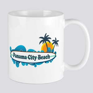 Panama City Beach - Surf Designs. Mug