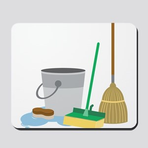 Cleaning Supplies Mousepad