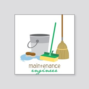 Maintenance Engineer Sticker