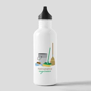 Maintenance Engineer Water Bottle