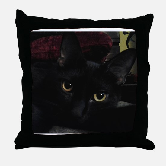 The Little Jerry Throw Pillow