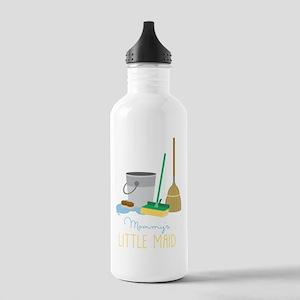 Mommy's Little Maid Water Bottle