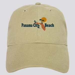 Panama City Beach - Map Design. Cap