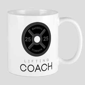 Lifting Coach Mug